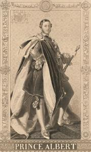 'Prince Albert', 1886 by G Levy