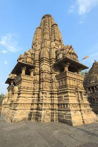 Lakshmana Temple, Khajuraho Group of Monuments, Madhya Pradesh state, India by G&M Therin-Weise