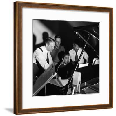 Carmen McRae, CBS Radio 1955