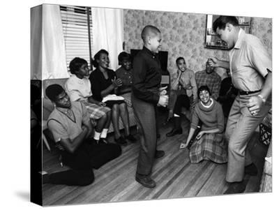 Chubby Checker and family - 1960