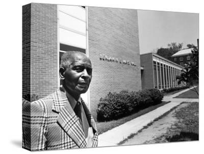 Dr. Benjamin E. Mays - 1977