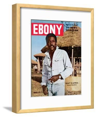 Ebony March 1973