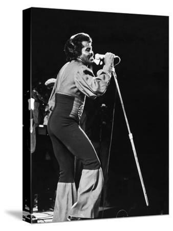 James Brown, Performs in Zaire, Africa, October 1974