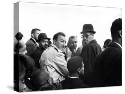 Malcolm X, Adam Clayton Powell