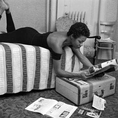 Maya Angelou by G. Marshall Wilson