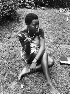 Nina Simone - 1971 by G. Marshall Wilson