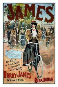 The James Bicycle by G. Moore