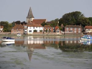 Bosham Harbour, Near Chichester, West Sussex, England, United Kingdom by G Richardson