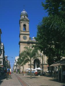 Cathedral, Montevideo, Uruguay, South America by G Richardson