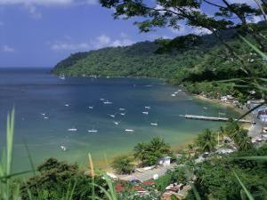 Charlotteville, Tobago, Trinidad and Tobago, Caribbean, West Indies, Central America by G Richardson