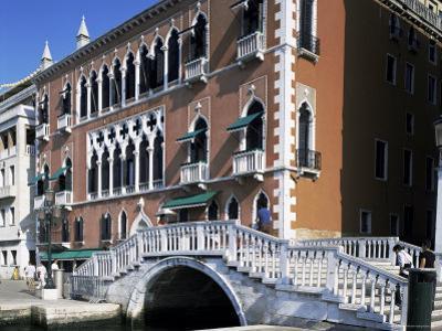Danieli's Hotel, Venice, Veneto, Italy by G Richardson