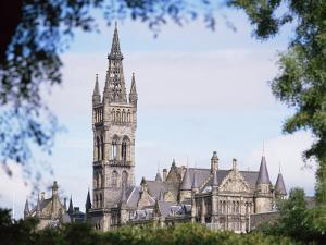 Glasgow University, Glasgow, Strathclyde, Scotland, United Kingdom by G Richardson