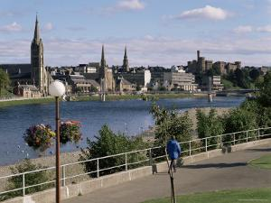 Inverness, Highland Region, Scotland, United Kingdom by G Richardson