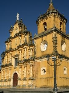 La Recoleccion Church, Leon, Nicaragua, Central America by G Richardson