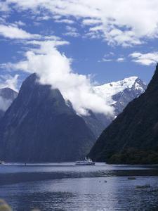 Milford Sound, Otago, South Island, New Zealand by G Richardson