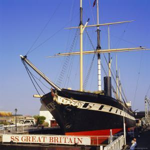 Ss Great Britain, Historical Ship by G Richardson