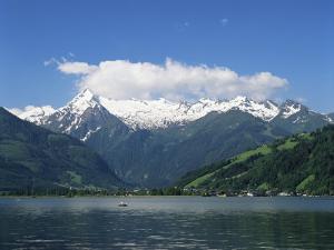 Zeller See, Salzburgerland, Austria by G Richardson