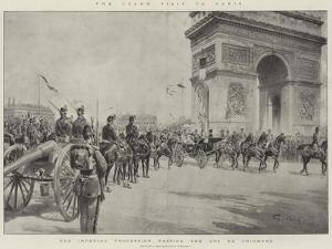 The Czar's Visit to Paris by G.S. Amato