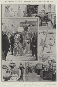 The Exhibition of Austrian Industrial Arts at Prince's Skating Club by G.S. Amato