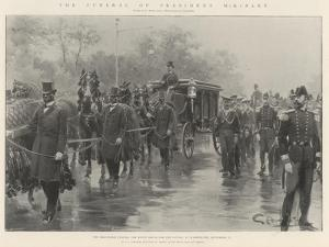 The Funeral of President Mckinley by G.S. Amato