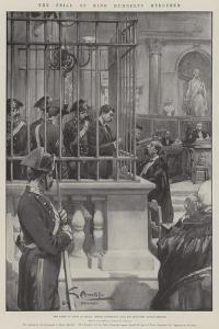 The Trial of King Humbert's Murderer by G.S. Amato