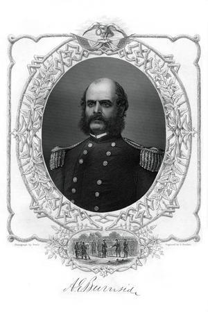 Ambrose Burnside, Union Army General in the American Civil War, 1862-1867
