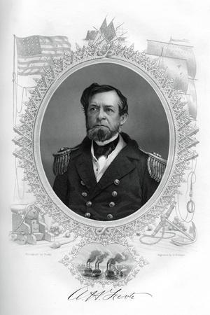 Andrew Hull Foote, American Civil War Admiral, 1862-1867