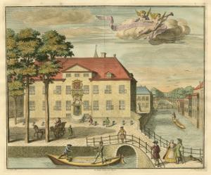 Scenes of the Hague III by G^ Van Der Giessen