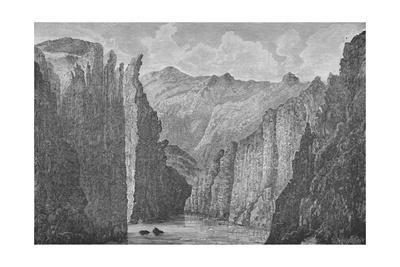 'Grand Cañon', 1883