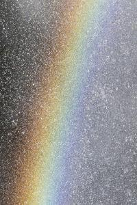 A Rainbow in Tamarin Falls or Seven Falls by Gabby Salazar