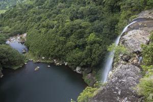 Tamarin Falls or Seven Falls by Gabby Salazar