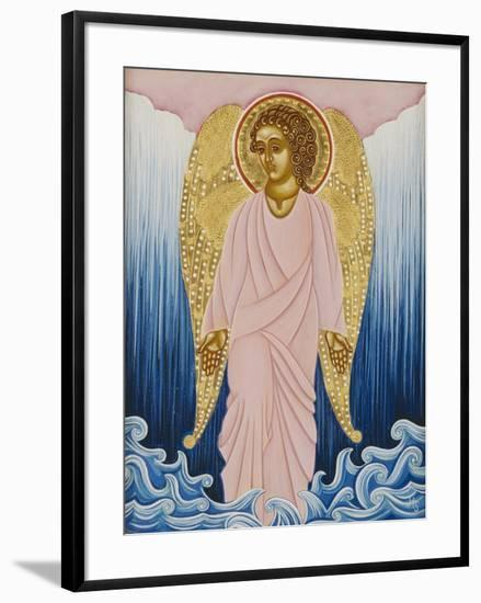 Gabriel, Angel of Water-Jodi Simmons-Framed Giclee Print