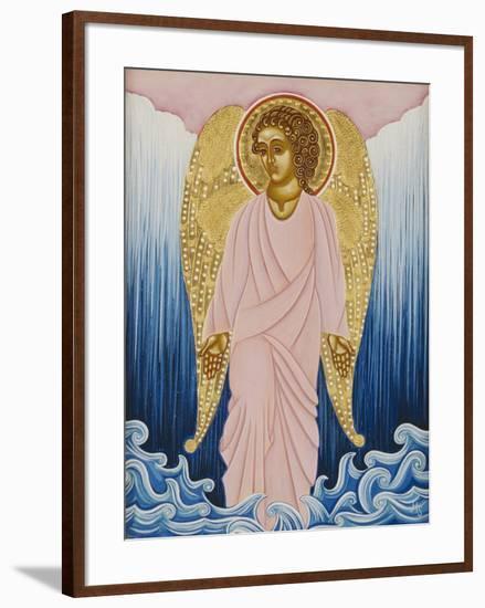 Gabriel, Angel of Water-Jodi Simmons-Framed Giclee Print
