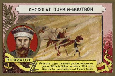 Gabriel Bonvalot, French Explorer--Giclee Print