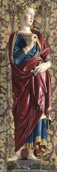 Gabriel by Jacopo Della Quercia--Giclee Print