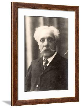 Gabriel Fauré--Framed Photographic Print