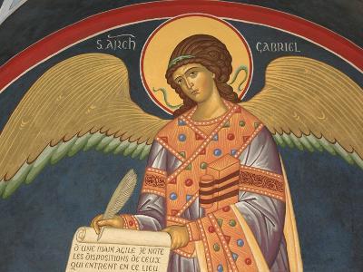 Gabriel Fresco at Monastery of Saint-Antoine-le-Grand-Pascal Deloche-Photographic Print