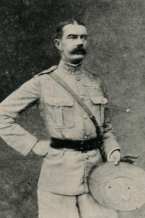 'Major-General Lord Kitchener', 1902