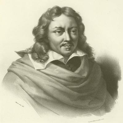 Gabriel Metsu, Dutch Artist--Giclee Print