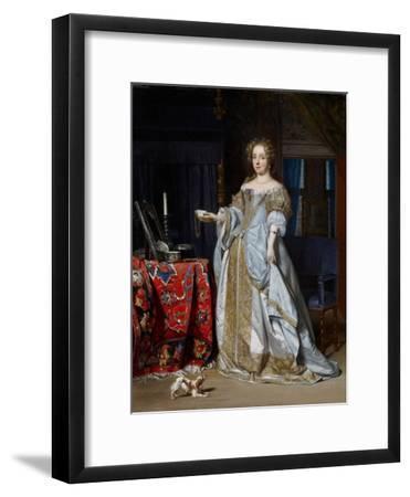 Portrait of a Lady, 1667