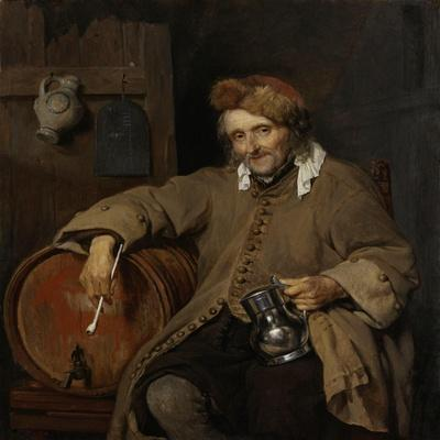 The Old Drinker, 1661-63