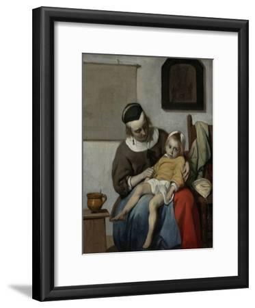 The Sick Child, C.1664-6