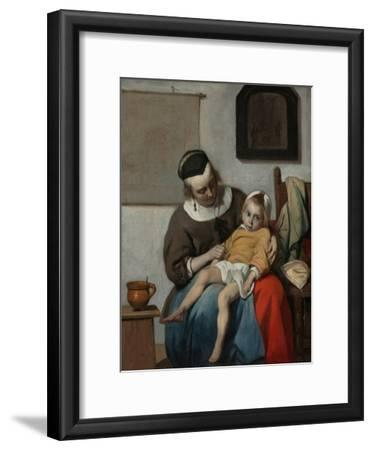 The Sick Child, Ca 1663