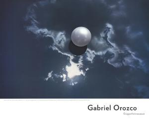 Ball on Water by Gabriel Orozco