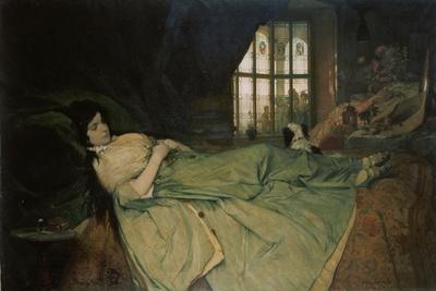 Julia Capulet, the Wedding Day Morning, 1874