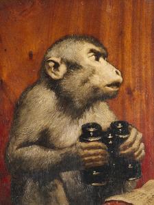 The Critic by Gabriel Von Max