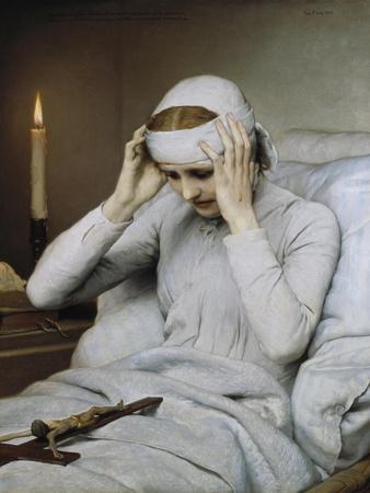 The Ecstatic Virgin Katharina Emmerick, 1885