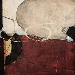 Ocaso Ochre 2-Gabriela Vilarreal-Art Print
