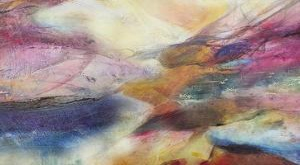 Expression Abstracta I by Gabriela Villarreal