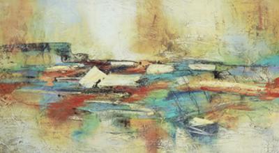 Puente Ocre by Gabriela Villarreal